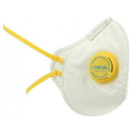 Katlanabilir Toz Maskesi / V-410 SLV
